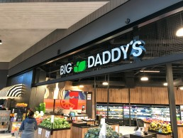 Big Daddy's Signage - Manor Lakes
